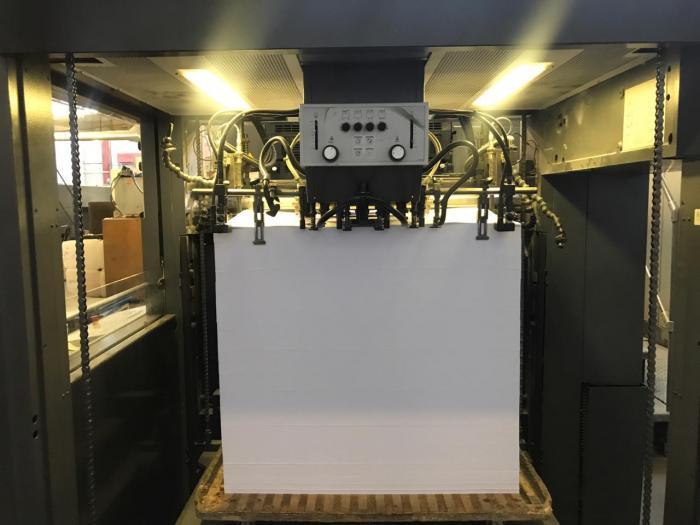 2013  HEIDELBERG      SPEEDMASTER XL 75-5 + LYYX  - Image 7